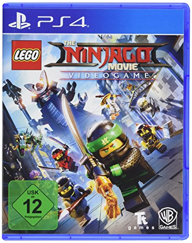 The LEGO NINJAGO Movie Videogame - PlayStation 4 [Importación alemana]