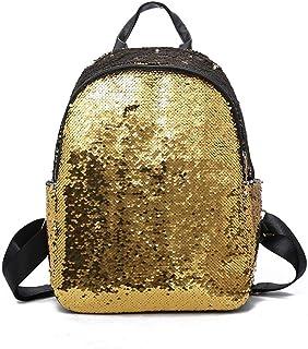 Glitter Sequins Backpack Women Large Capacity Bling 2019 Leather Backpacks For Girls Travel School Bags