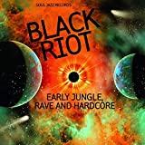 Black Riot: Early Jungle, Rave And Hardcore...