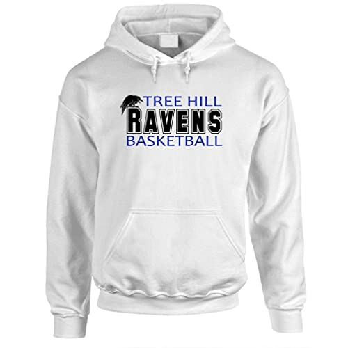 98198f34f5fe Tree Hill Ravens Football tv Show one - Mens Pullover Hoodie