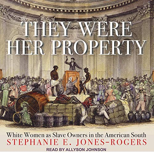 They Were Her Property audiobook cover art