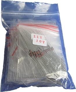 1/2W 2V-39V Zener Diode Assorted Kit 30valuesX10pcs 300pcs
