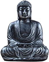 PPCP Antique Style Mini Buddha Statue Harmony Innovative Exquisite Resin Valuable Sculpture 7 * 5 * 3.5cm Meditating Home ...
