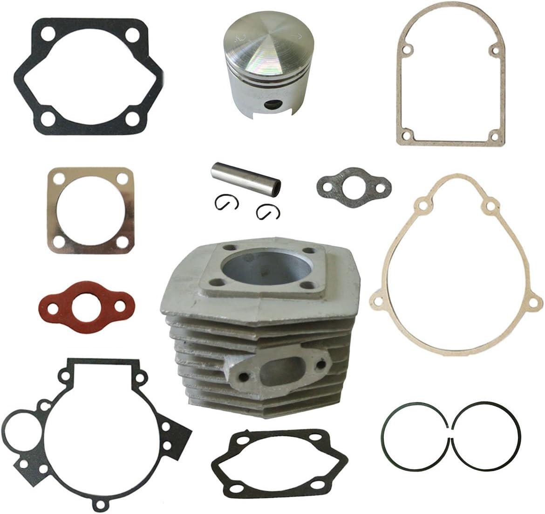 WENYU Cylinder Piston Super-cheap Pin Clips Wrist Gasket Motori Free shipping on posting reviews 80cc For Set