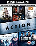 Universal Pictures - The Action Collection (5 Films) 4K Ultra HD (1 BLU-RAY)