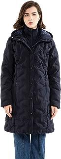 Women's Hooded Warm Winter Coat Parka Outwear Down Jacket