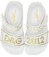 Dolce & Gabbana Kids - Strap Sandals (Little Kid/Big Kid)