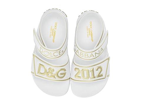 Dolce & Gabbana Kids Strap Sandals (Little Kid/Big Kid)