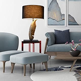 Lampe de Table Chambre Nordique Chevet décoration créative Simple modèle Chambre Maison Salon Feuille Lampe de Table