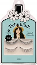 Dolly Wink Koji False Eyelashes #9 Natural Dolly