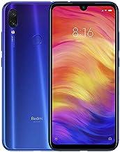 "Xiaomi Redmi Note 7 (32GB, 3GB) 6.3"" Display, 48MP + 5MP AI Dual Rear Camera, Global 4G LTE Dual SIM GSM Factory Unlocked ..."