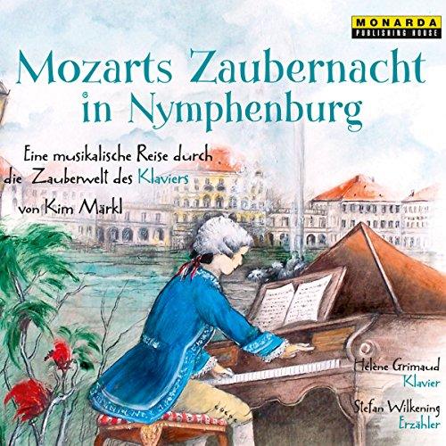 Couverture de Mozarts Zaubernacht in Nymphenburg