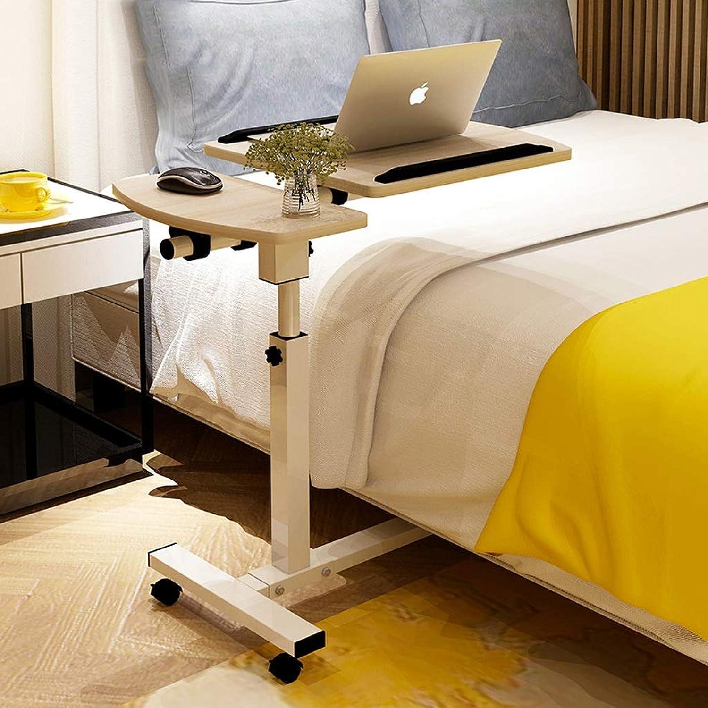 NYDZ Adjustable Laptop Bed Table Stand-up Desk,Sofa Laptop Stand,Laptop Stand Reading Stand,Mobile Workstation (color    3)