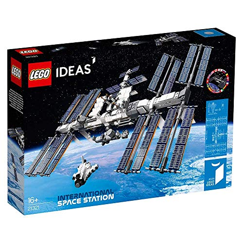 Lego Ideas 21321 Station Spatiale Internationale