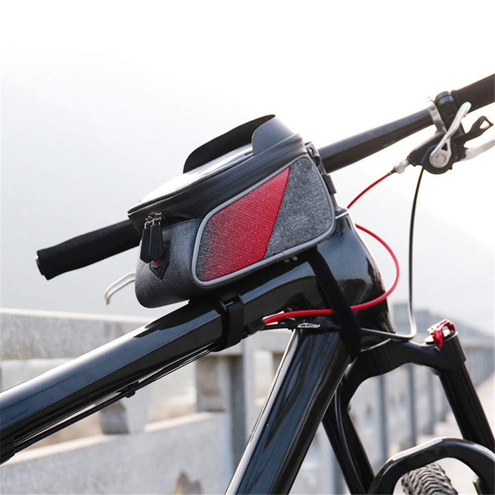 Bolsa Bicicleta Manillar para Ciclista Ciclismo Gran paquete de ...