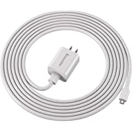 Kindle Fire Charger,10W Fast Rapid Charger Adapter with 6.6FT Charging Cable Cord Compatible with...