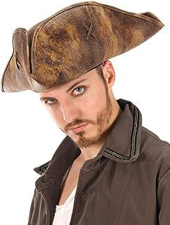 Pirates of the Caribbean - Jack Sparrow Adult Hat パイレーツ?オブ?カリビアン-ジャック?スパロウ大人ハット♪ハロウィン♪サイズ:One-Size
