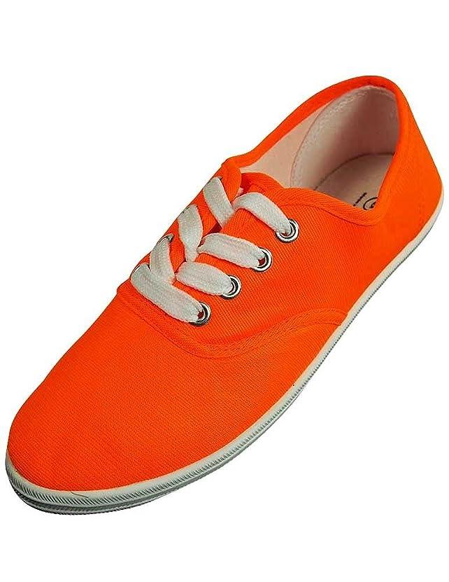 執着輸血パプアニューギニア[Easy] USA レディース US サイズ: 11 B(M) US カラー: オレンジ