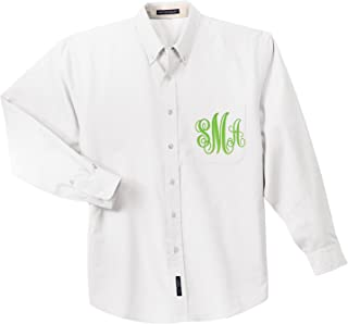 C&K imaging Monogrammed Shirt Oversized -Bridal Party Personalized Shirt for Bridesmaids