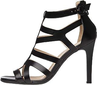 Nero Giardini E012853DE Sandales pour femme en cuir