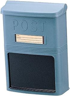 アイリスオーヤマ 郵便ポスト ネット通販ボックス 青銅色 PH-380N