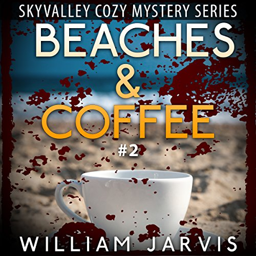 Beaches and Coffee audiobook cover art