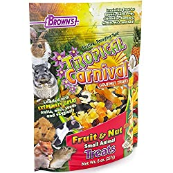 Best Hamster Treats - Reviews And Top Tips For Making Your Own