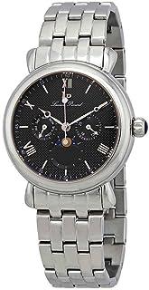 Lucien Piccard Men's 'Sierra' Quartz Stainless Steel Casual Watch (Model: LP-40007-11)