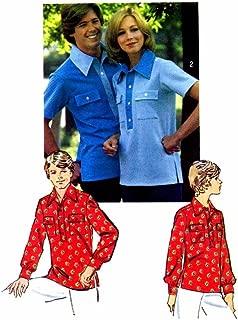 Simplicity 6249 Misses or Men's Shirt