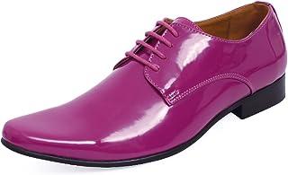 8639617e6da0 Amazon.fr : Violet - Chaussures de ville à lacets / Chaussures homme ...