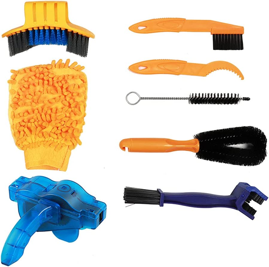 Bicycle Cleaning Tool Kit Luxury MoreChioce Chain Sprocket Sc Seattle Mall Tire 8PCS