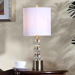 XUE Europäische Kristall Tischlampe Schlafzimmer Nachttisch Lampe Wohnzimmer Luxus Tischlampe B072FSDQK5  Diversifiziertes neues Design