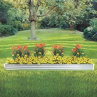 Kotulas Galvanized Steel Raised Garden Bed — 12ft. x 4ft.