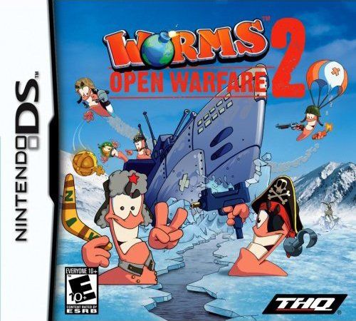 THQ Worms: Open Warfare 2