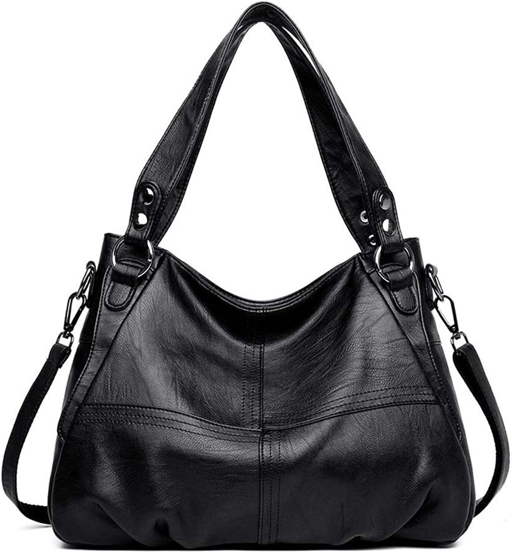 GYDLL Lederhandtaschen Damentasche Große Kapazität Einzelne Schulter Diagonale Taschenhandtasche B07Q2W6QBV  Direktgeschäft