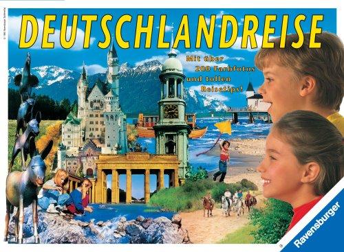 Ravensburger 01021 - Deutschlandreise