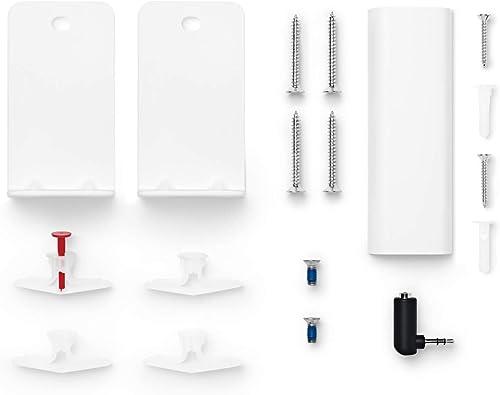 Bose Soundbar Wall Bracket, White