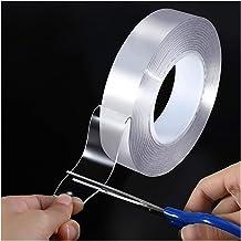 Superlijm 1/2/3 / 5M herbruikbare traceless transparante dubbelzijdige tape super lijm nano tape zelfklevende ampliar tela...