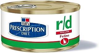 HILLS PET NUTRITION HPD Feline R/D Lata 156GR