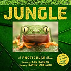 Get JUNGLE the book (AFFILIATE)