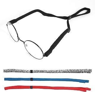 EXCEART Cordini per Cordino per Occhiali da 12 Pezzi per Occhiali da Vista in Silicone per Occhiali da Sole Sportivi per Cinturini