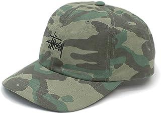 STUSSY Jacquard Camo Low CAP