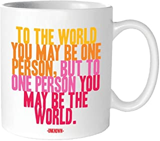 Quotable Cards, Quotables Mug Unknown to The World