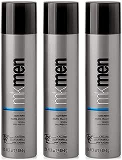 Mary Kay MK Men Shave Foam for Sensitive Skin 6.5 oz. / 183 g - 3 Pack