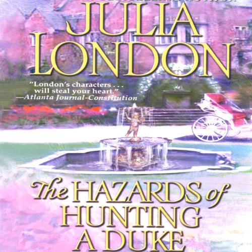 The Hazards of Hunting a Duke audiobook cover art