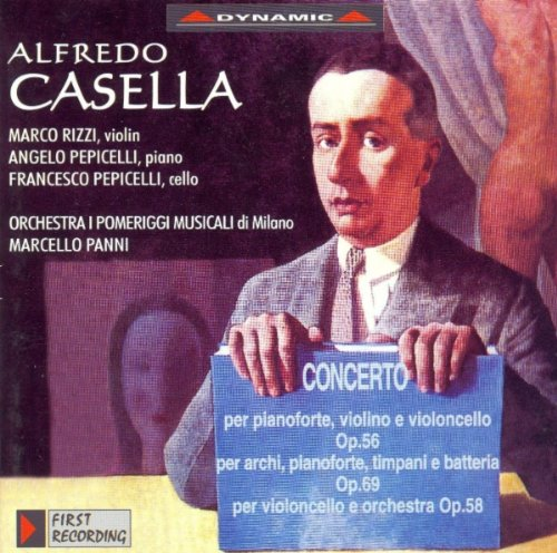 Concerto for Piano, Timpani, Percussion and Strings, Op. 69: III. Allegro molto vivace