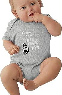 IHHASD Captain Spaulding Museum Baby Bodysuit Romper Jumpsuits