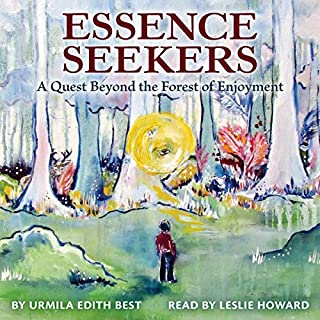 Essence Seekers cover art