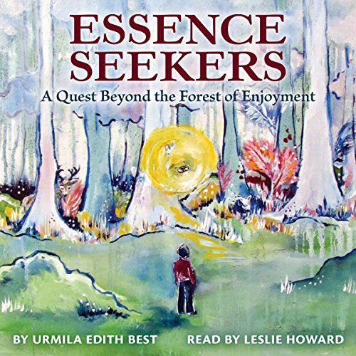 Essence Seekers audiobook cover art