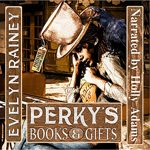 Perky's Books & Gifts audiobook cover art